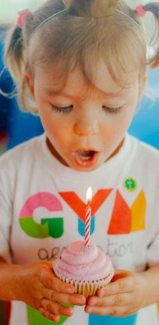 Niepowtarzalne urodziny dla twojego dziecka