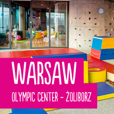 Gym Generation in Warsaw Olympic centre