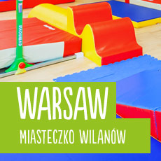 Gym generation in Warsaw Wilanow
