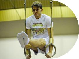 Mateusz Kozicki - instruktor GYM generation