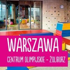 Gimnastyka dla dzieci - Warszawa Centrum Olimpijskie Żoliborz